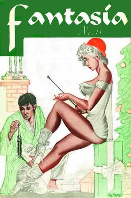 Gene-Bilbrew-Christmas-Dominatrix-Femdom-Mistress
