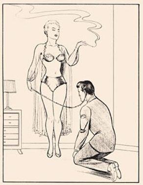 joe-shuster-femdom-kneeling