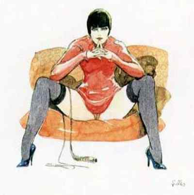 Leone-Frollo-Female-Domination-Art