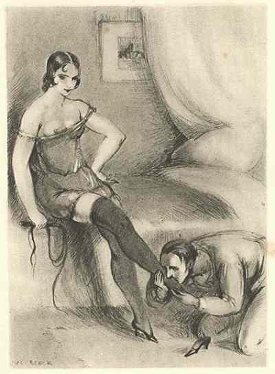 Luc-Lafnet-Art-Femdom-Woman-Worship